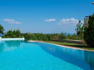 Seafront Pool Villa - Panoramic View