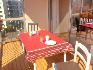 Apartment 168 m from the center of Cagnes-sur-Mer with Lift, Parking, Terrace