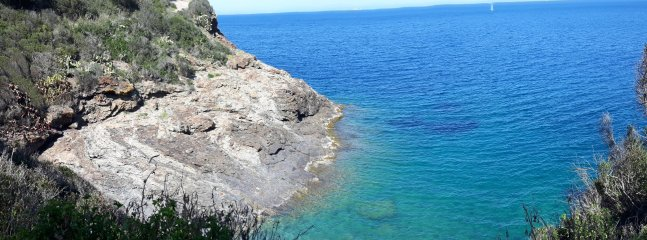 Punta Cannelle: our private cliff