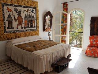 """Kasbah """"Maison de Charme"""" Villa de lujo al interior de una Oasi en total Relax"""