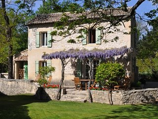 Charming cottage on gorgeous Provencal estate  between Avignon and Saint Remy, St-Rémy-de-Provence