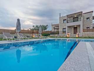 Olive Garden Villas  ( Elanthi )  with private pool