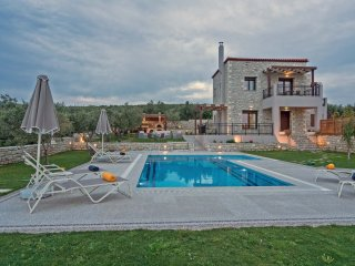 Olive Garden Villas  ( Anthelia )  with private pool