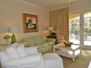 Elegant Three Bedroom Condo! Great Resort Amenities! Steps from the Beach!