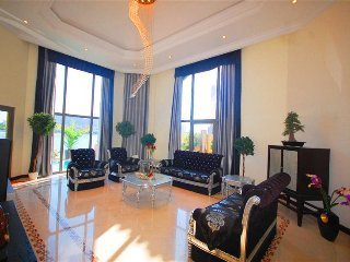 4 Bed Sea View - Frond C Villa, Dubai