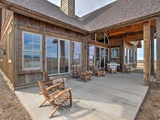 'Skywalker Ranch' in Belt w/ Big Sky Country Views