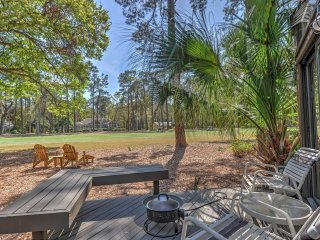 New! Inviting 3BR Hilton Head Home - Walk to Beach