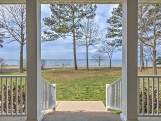 NEW! 4BR Piney Point House by the Potomac River!, Saint Inigoes