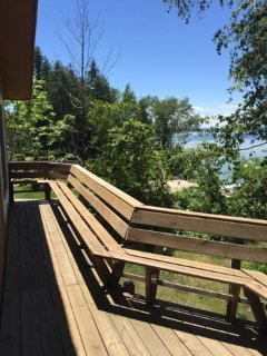 Lake Leelanau Lakefront Home with Kayaks and Paddleboards included, sleeps 11