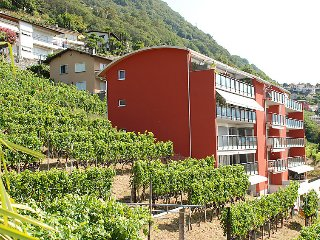 3 bedroom Apartment in Gordola, Ticino, Switzerland : ref 2297855