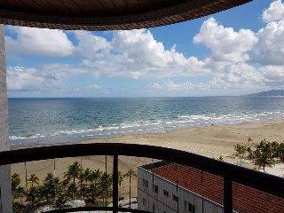 Ap 3 Quartos Canto do Forte, Praia Grande , SP