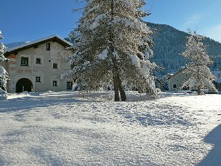2 bedroom Apartment in La Punt-Chamues-ch, Canton Grisons, Switzerland : ref