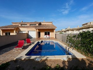 4 bedroom Villa in Deltebre, Catalonia, Spain : ref 5038364