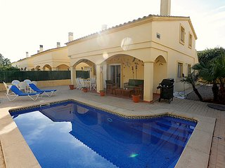 4 bedroom Villa in Deltebre, Catalonia, Spain : ref 5038696