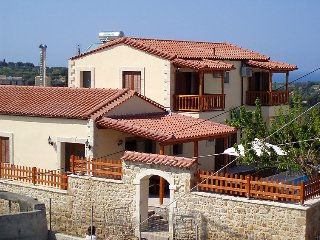 4 bedroom Villa in Asteri, Crete, Greece : ref 5700280
