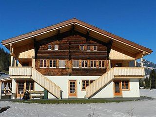 2 bedroom Apartment in Grund b. Gstaad, Bernese Oberland, Switzerland : ref