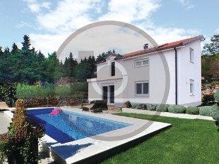 4 bedroom Villa in Makarska-Imotski, Makarska, Croatia : ref 2302651