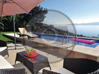 4 bedroom Villa in Omis-Lokva Rogoznica, Omis, Croatia : ref 2302676