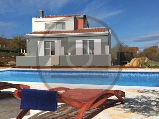 4 bedroom Villa in Split-Dicmo, Split, Croatia : ref 2302787