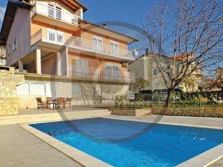 5 bedroom Villa in Makarska-Imotski, Makarska, Croatia : ref 2302868