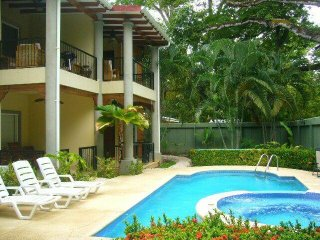 Drift away from your worries when you stay in this quiet rainforest condo., Playa Potrero