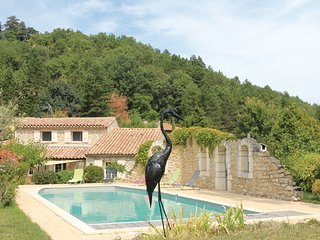 4 bedroom Villa in Chateauneuf de Mazenc, Drome Provencale, France : ref 2303495