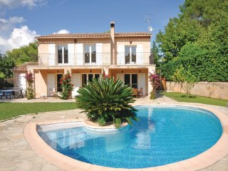 4 bedroom Villa in Mougins, Alpes Maritimes, France : ref 2303530