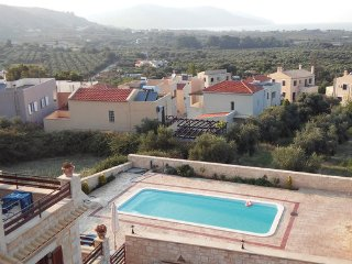 3 bedroom Villa in Chania, Crete, Greece : ref 2303572