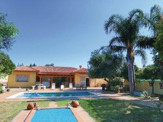 4 bedroom Villa in Pineda de Mar, Costa De Barcelona, Spain : ref 2303928