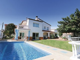 6 bedroom Villa in Pineda de Mar, Costa De Barcelona, Spain : ref 2303949, Santa Susanna