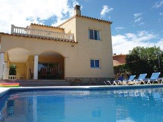 4 bedroom Villa in Sant pere Pescador, Costa Brava, Spain : ref 2303982, Sant Pere Pescador