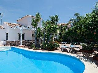 5 bedroom Villa in Nerja, Costa del Sol, Spain : ref 2369357