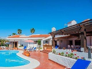 6 bedroom Villa in Maspalomas, Canary Islands, Spain : ref 5029727