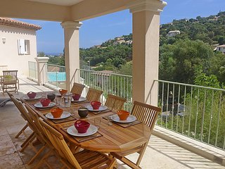 5 bedroom Villa in Cavalaire, Cote d Azur, France : ref 2369653