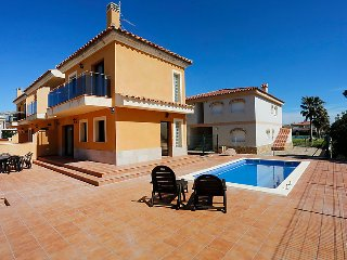 4 bedroom Villa in Miami Platja, Costa Daurada, Spain : ref 2369676