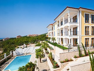 3 bedroom Apartment in Novi Vinodolski, Kvarner, Croatia : ref 2369869