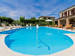 2 bedroom Villa in Baratto, Istria, Croatia : ref 5038653