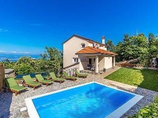3 bedroom Villa in Tulisevica, Primorsko-Goranska Zupanija, Croatia : ref 503466
