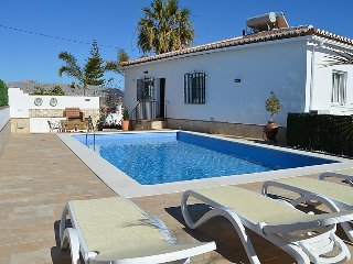 4 bedroom Villa in Torrox, Andalusia, Spain : ref 5035126