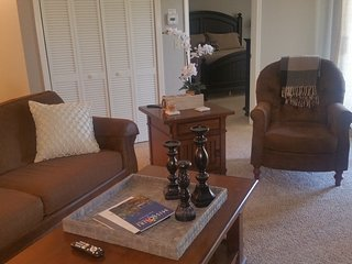 Pet Friendly Walk In, 2 Kings, Sleep 6, Amenites at Pointe Royale
