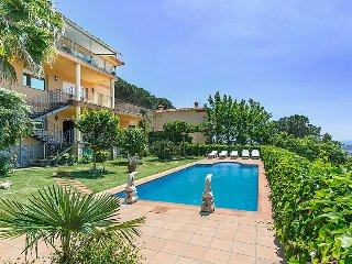 8 bedroom Villa in Lloret de Mar, Costa Brava, Spain : ref 2370278