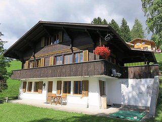 3 bedroom Apartment in Lenk, Bernese Oberland, Switzerland : ref 2370394