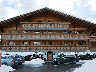 3 bedroom Apartment in Schonried, Bernese Oberland, Switzerland : ref 2370513