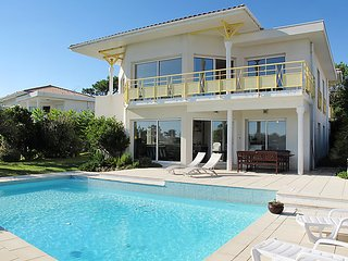 5 bedroom Villa in Mimizan, Les Landes, France : ref 2370562