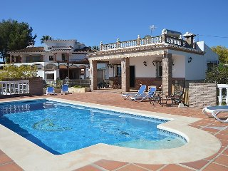 3 bedroom Villa in La Axarquia   Frigiliana, Costa del Sol, Spain : ref 2370677