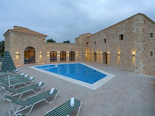 5 bedroom Villa in Asteri, Crete, Greece : ref 5036716