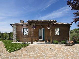 2 bedroom Villa in Motovun, Istarska Županija, Croatia : ref 5040077