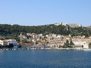2 bedroom Apartment in Hvar Hvar, Central Dalmatia Islands, Croatia : ref