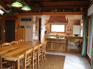 4 bedroom Villa in Bourg-Saint-Maurice, Auvergne-Rhône-Alpes, France : ref 50372
