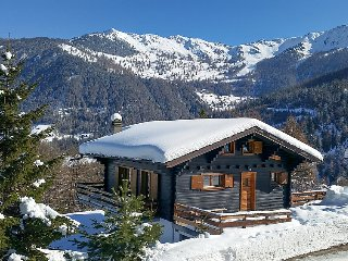 3 bedroom Villa in La Tzoumaz, Valais, Switzerland : ref 5038016